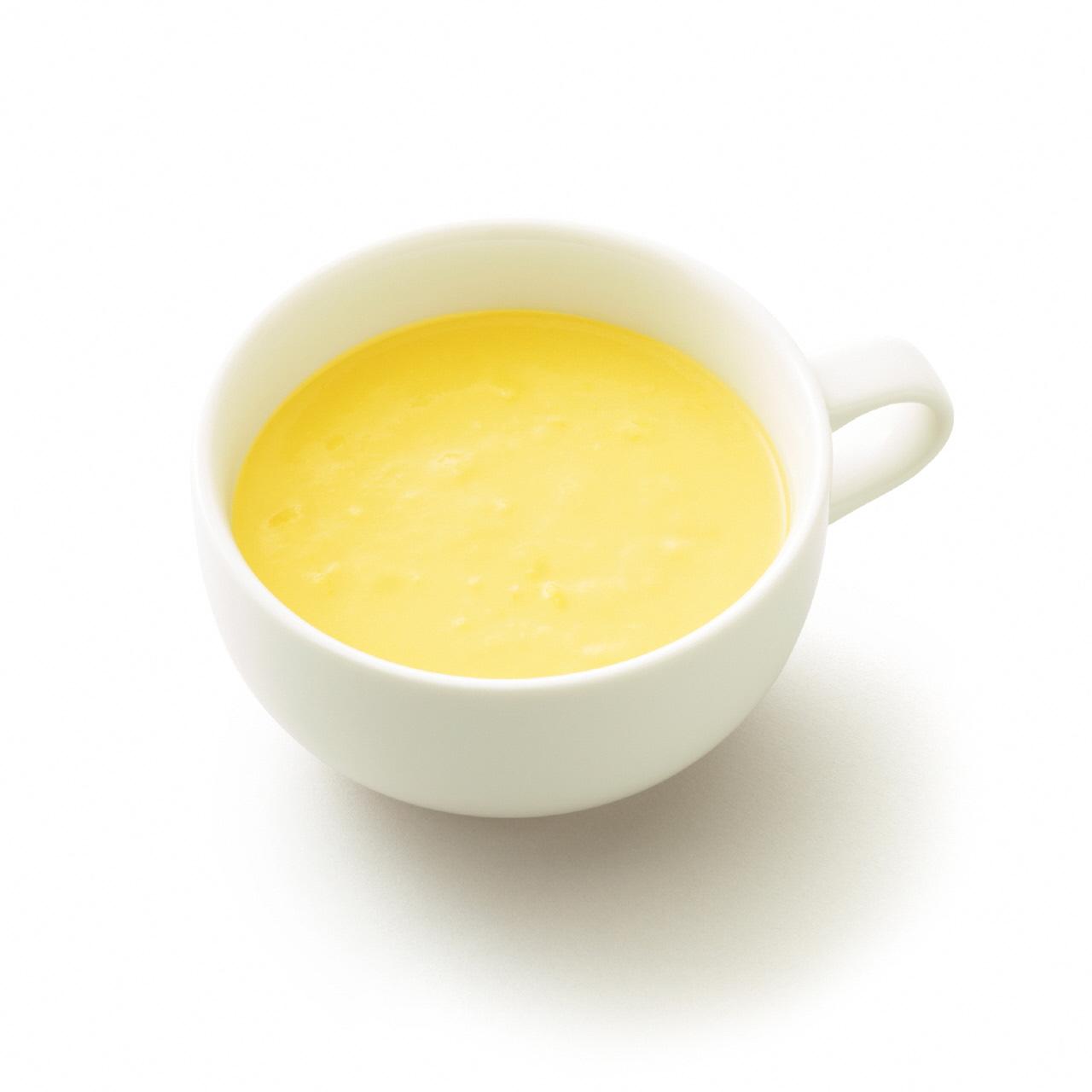 コーンスープ 北海道産コーン使用